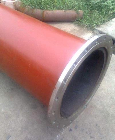铸石复合管